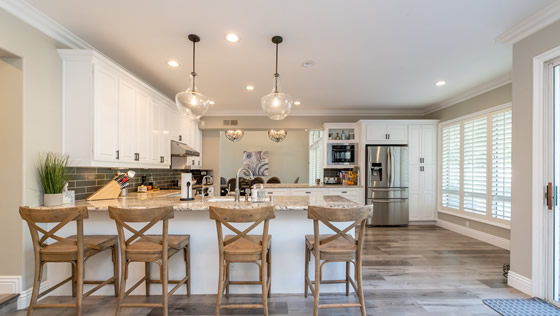 Kitchen Remodeling installed by John Creek Home Improvement
